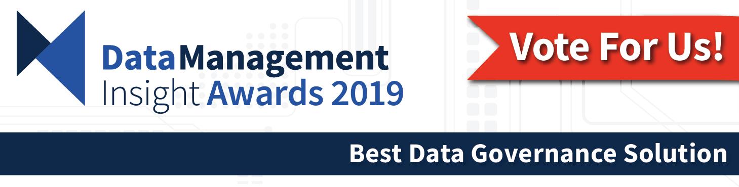 Best Data Governanace 2019