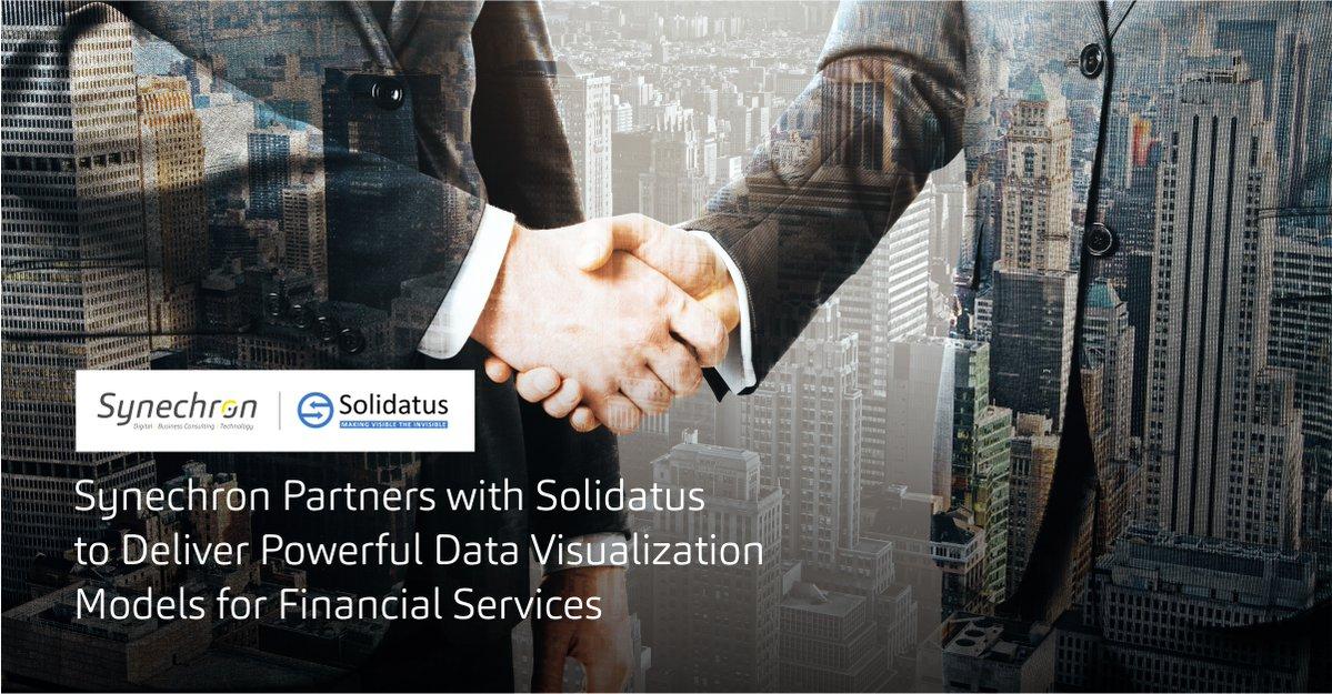 Synechron_Solidatus_Partnership